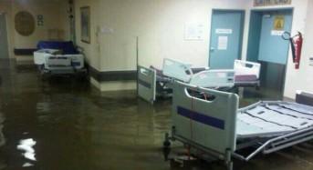 Flood Forces Evacuation of Hospital Near Cape Town