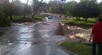 Storm and Floods in Gauteng, South Africa