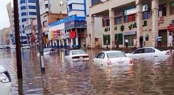 Floods Across the Gulf Region