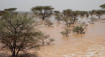 Tropical Storm Floods Somalia