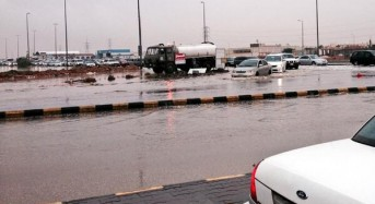 3 Dead After Flash Floods in Hail, Saudi Arabia