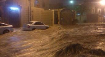 Riyadh Flood Defence Plan