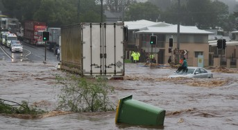 Toowoomba Floods Put Queensland on Edge