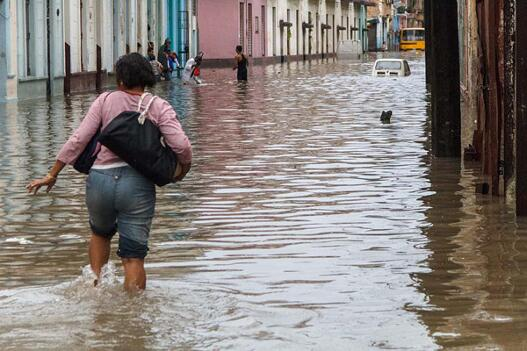 Floods in Cuba Leave 2 People Dead – FloodList