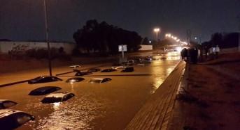 Flash Floods in Tripoli, Libya