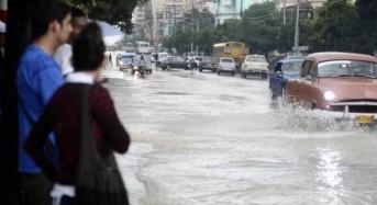 Floods in Cuba Leave 2 People Dead