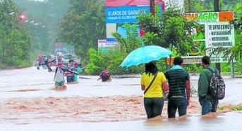 4 Dead After Floods in Honduras