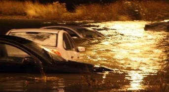 Storms Bring Floods Across British Isles