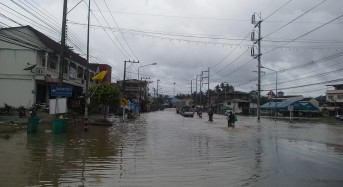 Thailand – Evacuations After Floods in Northern Provinces