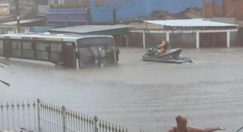 Flooding Continues in Rio De Janeiro, Brazil