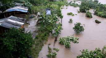 Thousands Cut Off by Floods in Honduras