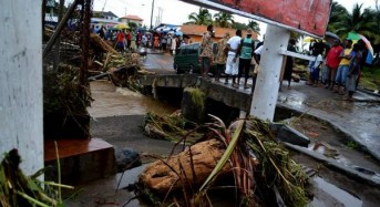 Eastern Caribbean Islands Hit by Flooding Over Christmas