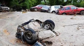 Floods and Landslides in Catamarca, Argentina