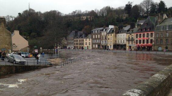 floods brittany france