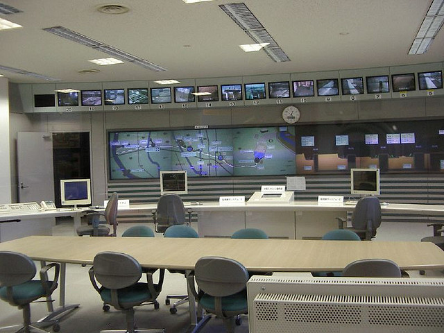G-Cans Control Centre