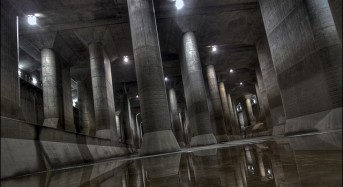 G-Cans Project, Tokyo – Japan's $2.6 Billion Flood Tunnel