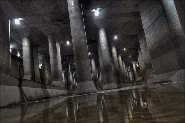 underground pillars g-cans