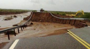 3,000 Evacuated in San Juan Floods, Argentina