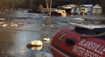 River Levels Threaten Pittsburgh Floods
