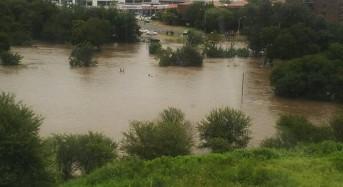 Flash Flooding in Pretoria