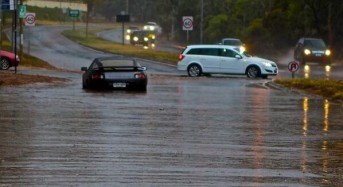Floods Follow Heat in Adelaide