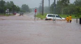 Floods in Kimberley, Western Australia