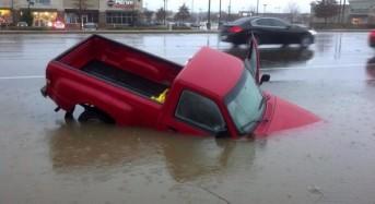 Flash Floods in Memphis