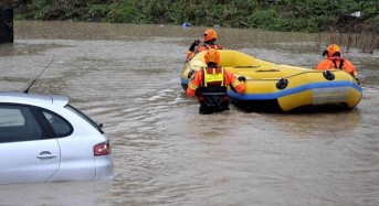 4 Dead as Heavy Rain Causes Floods in Italy and Balkans