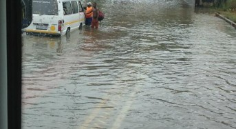 South Africa – Deadly Flash Floods Hit Johannesburg