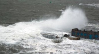 Storm Wave Study Could Help Improve Design of Coastal Defences