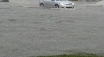 Flash Floods in Slidell and New Orleans Area