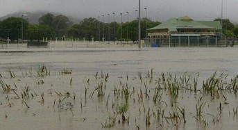 Storms Hit Gold and Sunshine Coasts, Queensland