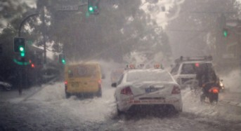 New South Wales Floods Hit Illawarra