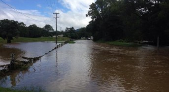 Flash Floods in  Northern Rivers, New South Wales