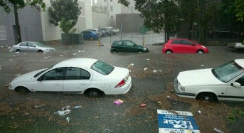 One Man Killed in Sydney Flash Floods