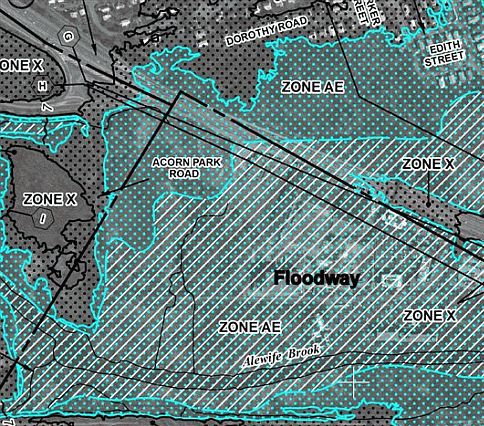 fema flood map