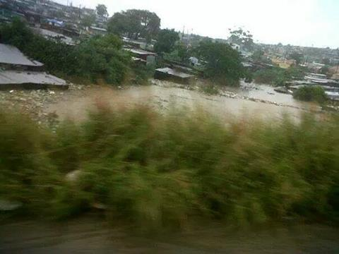 floods duncan village south africa