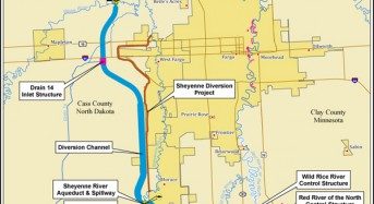 Fargo Moorhead Flood Diversion Project