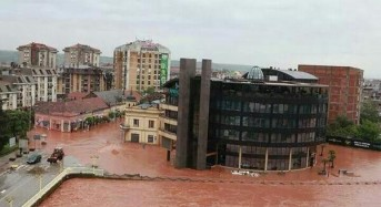 35 Killed in Balkan Floods