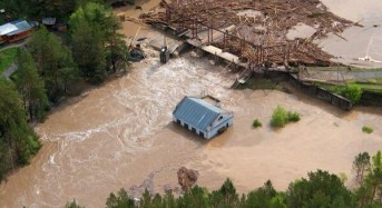 Thousands Displaced by Siberia Floods