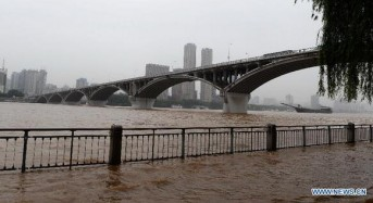 Floods Worsen in Southern and Central China