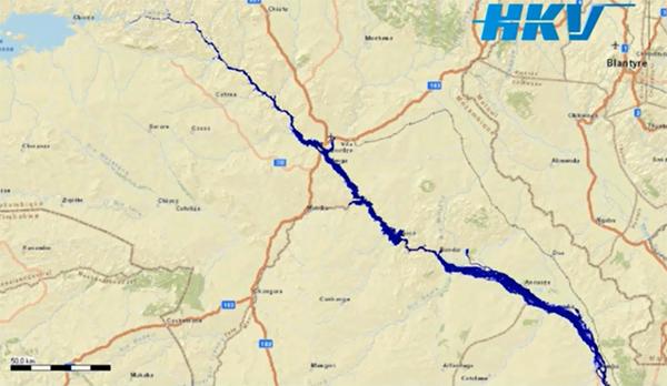 Cahora Bassa Dam In Mozambique Floodlist