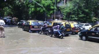 Mumbai High Tide Floods