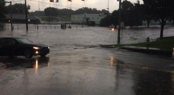 Storms Bring Flash Floods Across Texas