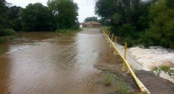 Floods Hit Oklahoma and Texas