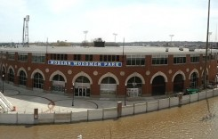 How Historic Stadium Keeps the Mississippi Floods Out