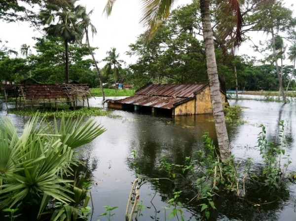 New-concept Flood Insurance could help Bangladesh's Poor ...
