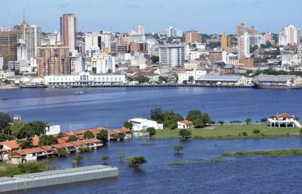 ascuncion paraguay floods