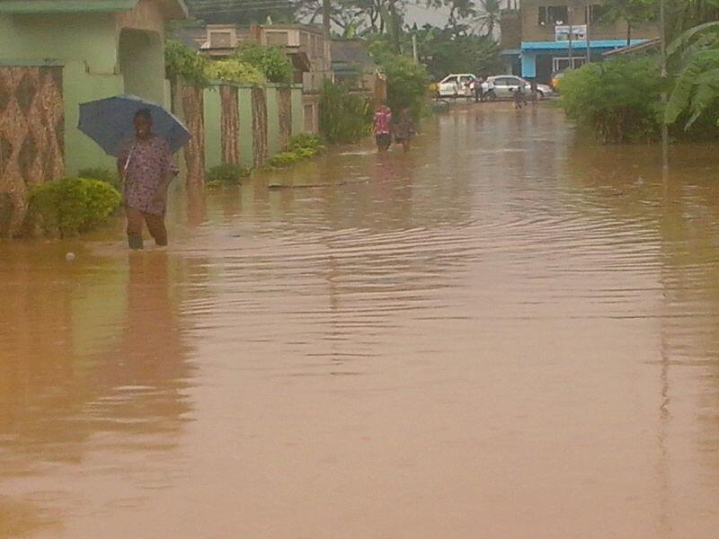 Deadly Floods in West Africa – Togo, Benin and Ghana Hit ...