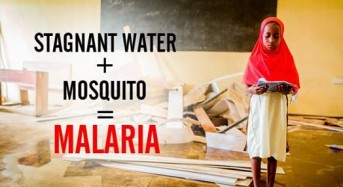 Floods in Douala, Cameroon Raise Malaria Threat